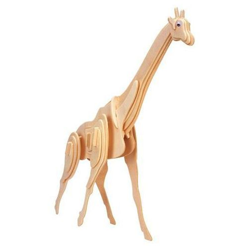 Łamigłówka drewniana Gepetto - Żyrafa (Giraffe) (5425004731616)