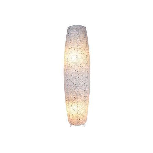 Lampa stojąca podłogowa Rabalux Harmony lux 2x40W E27 biała / szara 4729