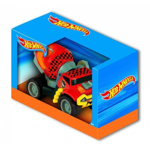 Betoniarka Hot Wheels 1:24 (4009847024473)