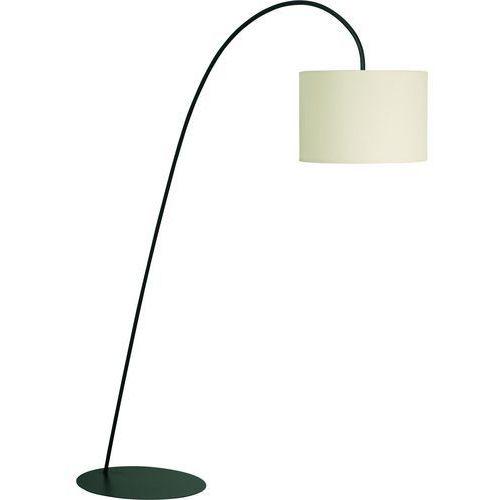 Lampa podłogowa Nowodvorski Alice Ecru I 3457 z abażurem 1x100W E27 ecru/czarna, 3457