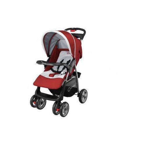 OKAZJA - Wózek spacerowy spacerówka emma zestaw torba czerwony marki Lionelo