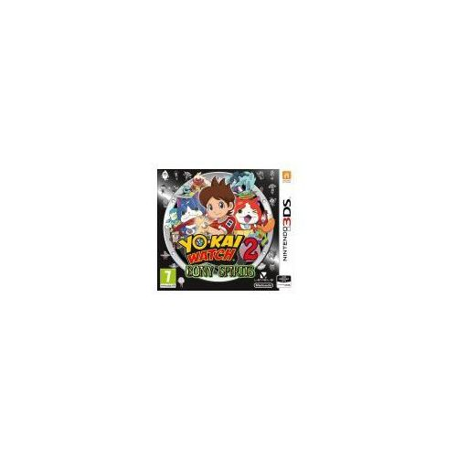 Nintendo Yo-kai watch 2 bony spirits 3ds