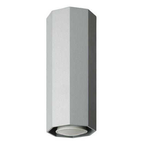 Lampex Lampa sufitowa okta 20 popiel - popiel