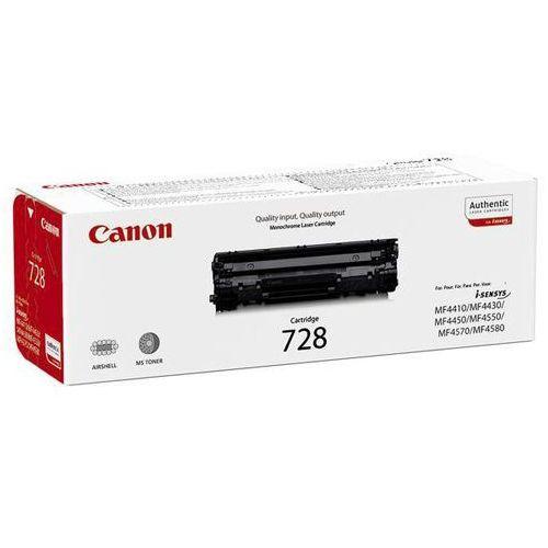 Canon oryginalny toner crg728, black, 2100s, 3500b002, canon mf-4410, 4430, 4450, 4550, 4570, 4580, 4890 (4960999664118)