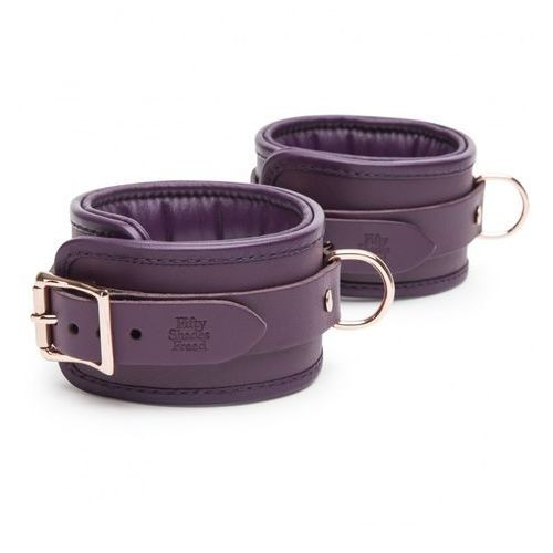 Fifty Shades Freed - Cherished Collection Leather Ankle Cuffs (5060493003549)