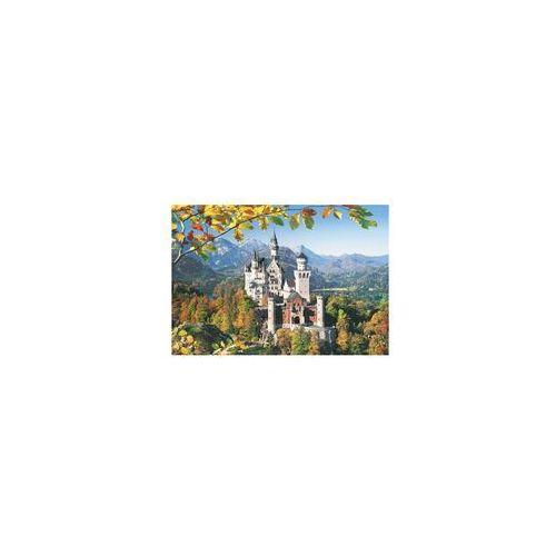 Castor Puzzle 3000 elementów zamek neuschewistein niemcy (c-300013) (5904438300013)