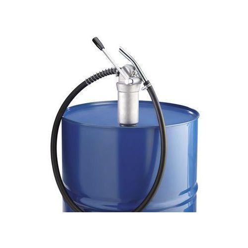 Ręczna pompa tłokowa, do oleju i paliwa napędowego, wydajność 0,25 l/podn. Do ol