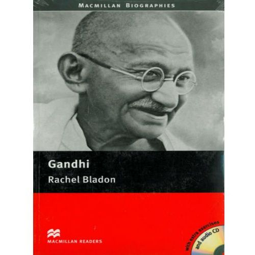 Macmillan Readers Gandhi Pre-intermediate - OKAZJE