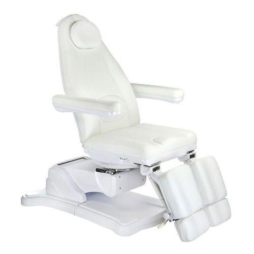 Beauty system Elektryczny fotel kosmetyczny mazaro br-6672c biały. Najniższe ceny, najlepsze promocje w sklepach, opinie.