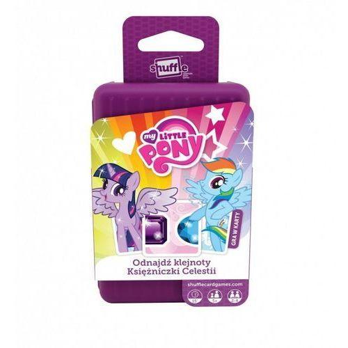 Gra Shuffle My Little Pony PL - DARMOWA DOSTAWA OD 199 ZŁ!!!