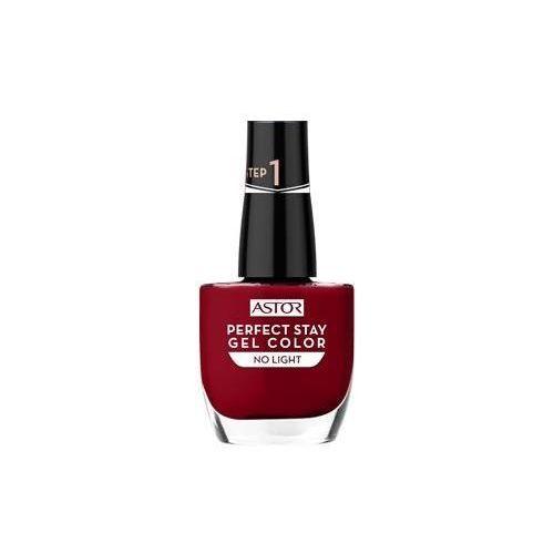 ASTOR_Perfect Stay Gel Color żelowy lakier do paznokci 019 Fashionably Red 12ml - sprawdź w wybranym sklepie