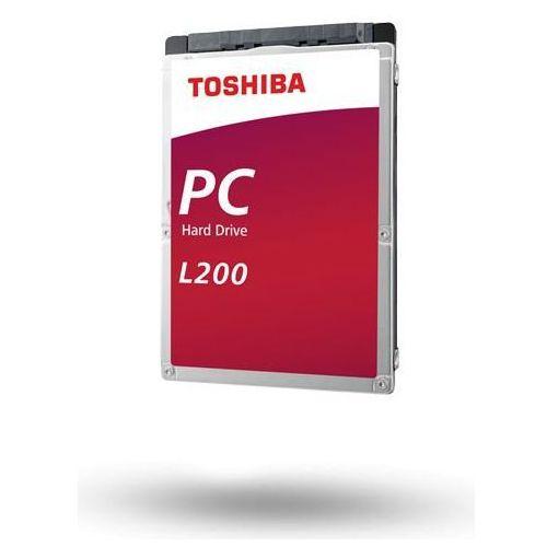 "Dysk Toshiba L200 Mobile 2TB 2,5"" SATA 5400rpm 128MB BULK"