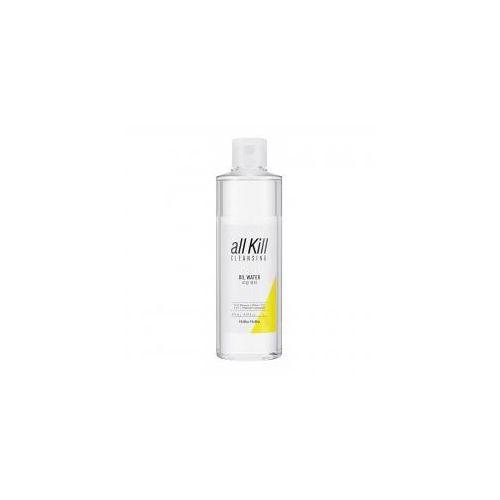 all kill cleansing oil water, oczyszczający płyn do twarzy, 150ml marki Holika holika