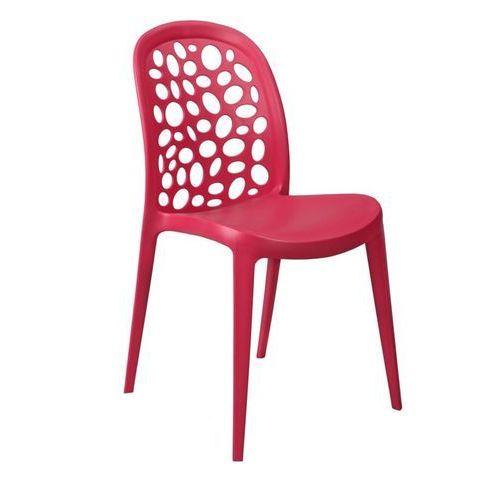 Krzesło bladder inspirowane dandelion chair - czerwony marki D2.design