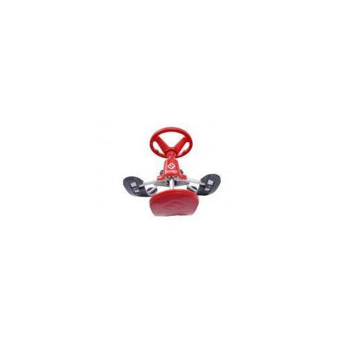 Nartosanki HAMAX SNO BLADE - kierownica i hamulec, kolor czerwony - produkt z kategorii- Sanki