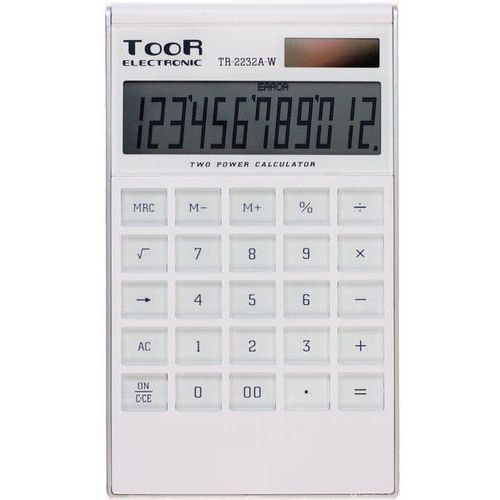 Kalkulator TOOR TR-2232A-W, X00598