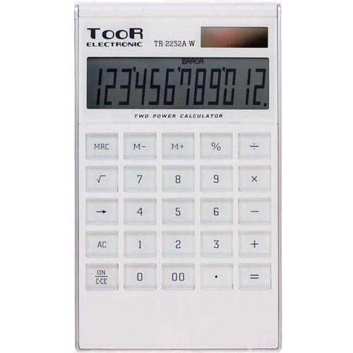 Kalkulator tr-2232a-w marki Toor