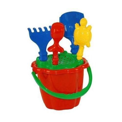 Tupiko Zestaw do piasku n05 zabawka dla dzieci (5905914009017)