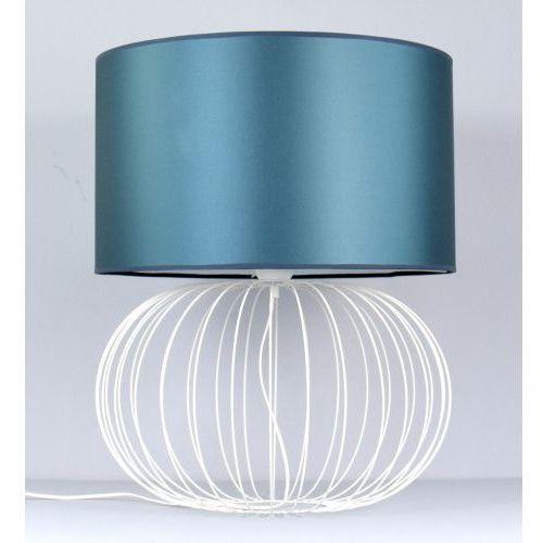 Lampa Biurkowa BIG BALL WHITE A, 001-big ball white 2493A-9BFE-8194D