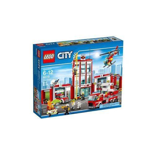 OKAZJA - 60110 REMIZA Fire Station KLOCKI LEGO CITY - BEZPŁATNY ODBIÓR: WROCŁAW!