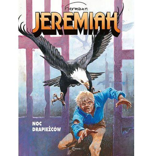 Jeremiah 1. Noc drapieżców (9788393884520)