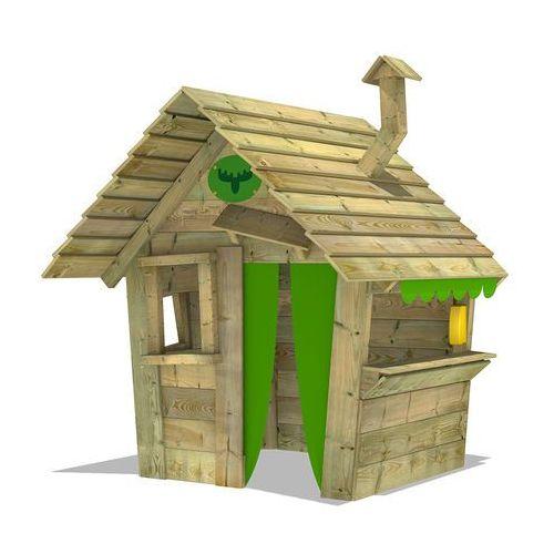 Fatmoose Drewniany domek dla dzieci hippohouse heavy xxl