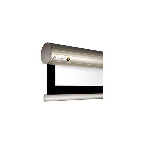 Jowisz matt white 200x150- czarne obramowanie marki Viz-art
