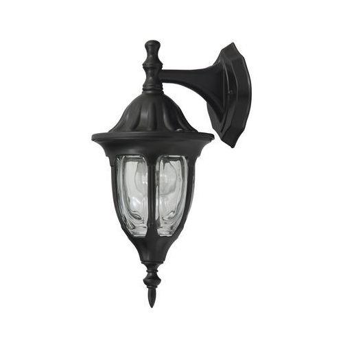 Kinkiet zewnętrzny lampa ścienna Rabalux Milano 1x60W E27 IP43 czarny 8341