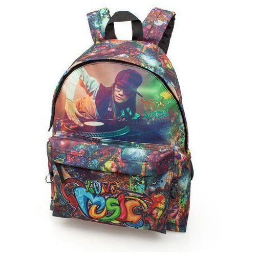 Plecak młodzieżowy DJ Delbag 43 cm