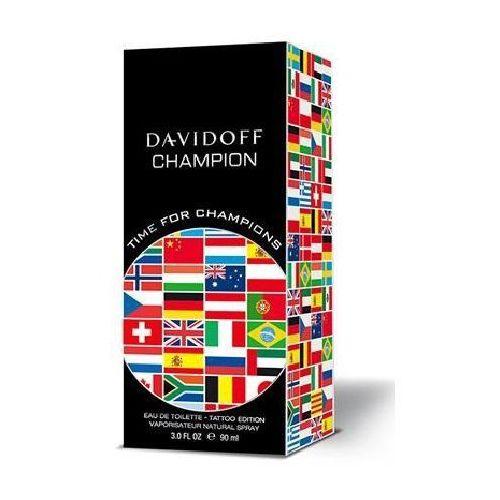Davidoff Champion EURO Men 90ml EdT. Tanie oferty ze sklepów i opinie.