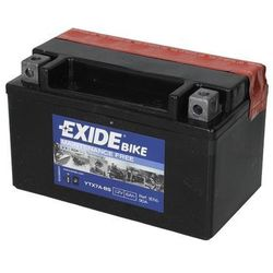 Akumulator bike agm ytx7a-bs marki Exide