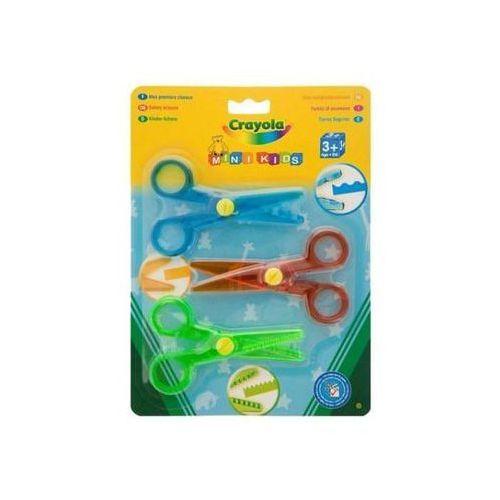 Nożyczki mini kids 10 x 15 cm marki Crayola