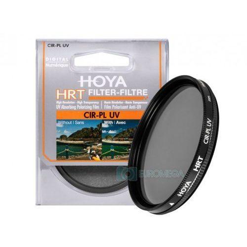 Hoya Filtr polaryzacyjny i uv  hrt / 58 mm