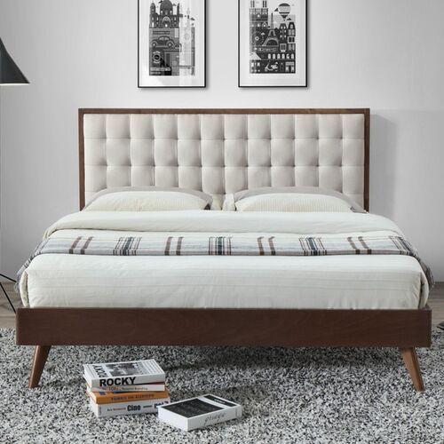 Ofelia eleganckie łóżko tapicerowane 160x200 cm marki Style furniture
