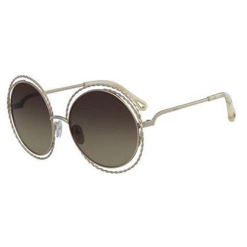 Okulary słoneczne ce 114st 743 marki Chloe