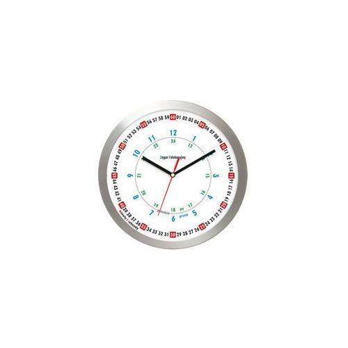 Zegar edukacyjny z aluminium marki Atrix