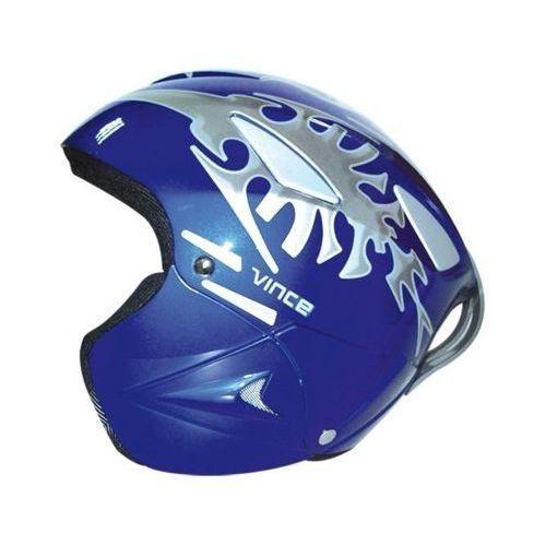 Axer sport Kask vince niebieski (rozmiar xs)