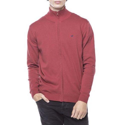 Mustang Sweter Czerwony M