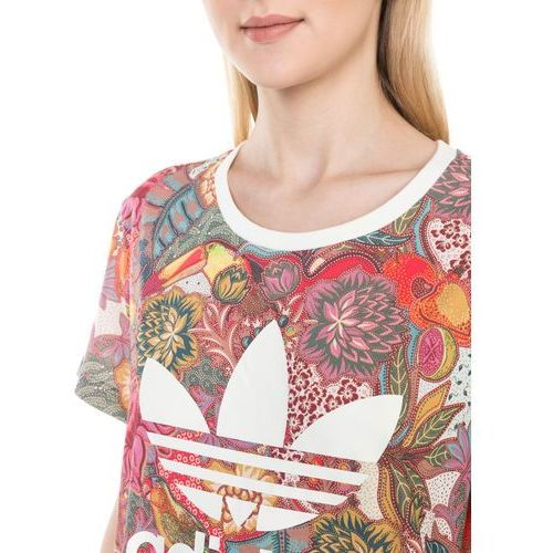 adidas Originals Fugiprabali T-shirt Wielokolorowy 34, kolor wielokolorowy