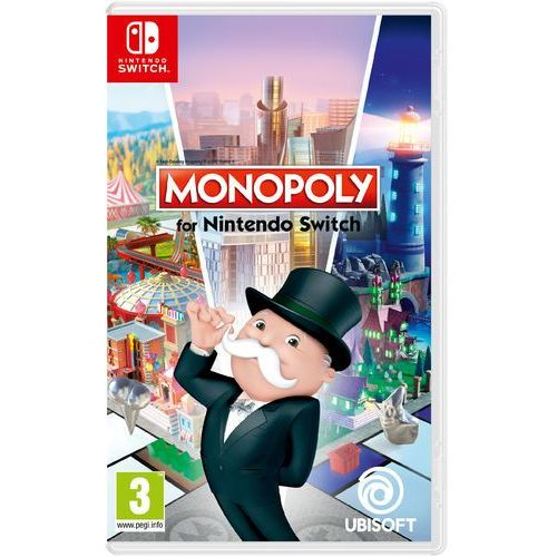 Monopoly NSwitch (3307216026778)