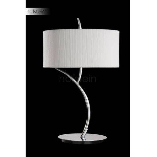 Mantra Eve lampa stołowa Chrom, 2-punktowe - Nowoczesny - Obszar wewnętrzny - Eve - Czas dostawy: od 10-14 dni roboczych