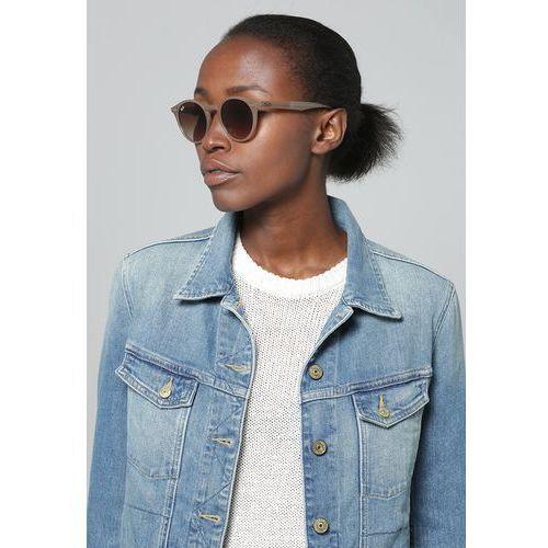 Rayban okulary przeciwsłoneczne light brown marki Ray-ban