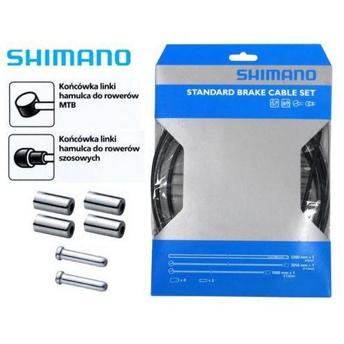 Shimano Y80098022 zestaw linek i pancerzy hamulców  mtb / szosa y80098022