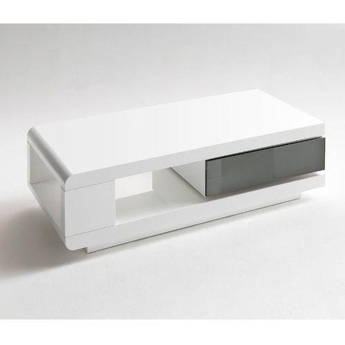 MCA IDDA - Stolik kawowy z szufladą, 120x60 cm