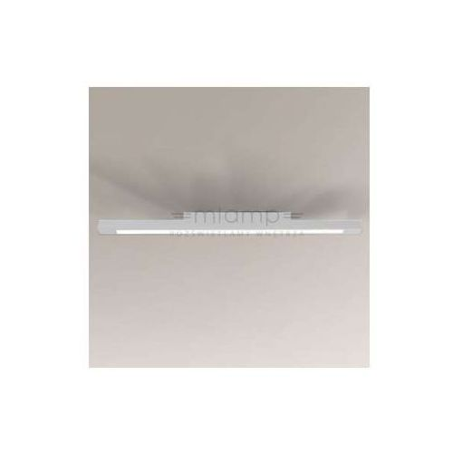 Shilo Plafon lampa sufitowa otaru 1200/led/bi natynkowa oprawa prostokątna led 33w listwa biała