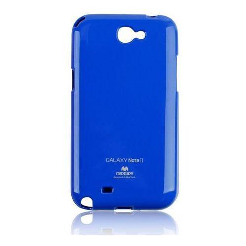 Partner tele.com Etui mercury jellycase do samsung note 8 niebieskie