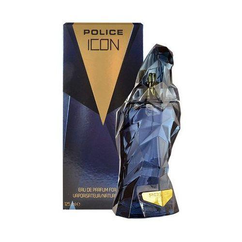 icon woda perfumowana 125 ml dla mężczyzn marki Police