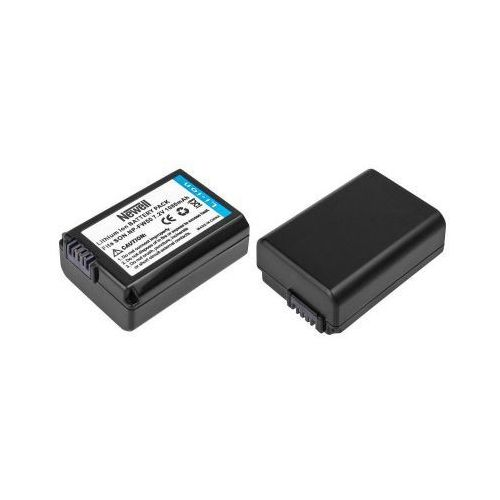 Newell Akumulator zamiennik np-fw50 (sony a33/a55/nex-3/nex-5) 1080 mah