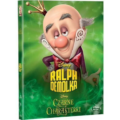 Ralph Demolka (Blu-Ray) - Rich Moore (7321917500241)