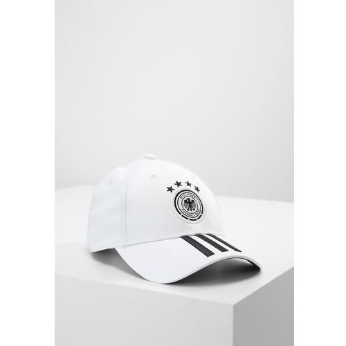adidas Performance DFB Czapka z daszkiem white/black